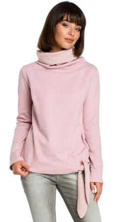 281bb1a7ed4 BeWear dámská mikina XXL růžová