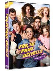 Fakjů pane učiteli 3   - DVD