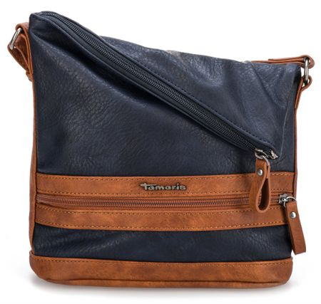 Tamaris női táska sötétkék Smirne