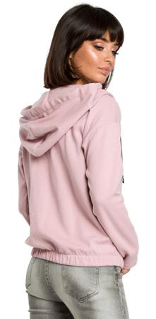 dea1493a8c0 BeWear dámská mikina XL růžová