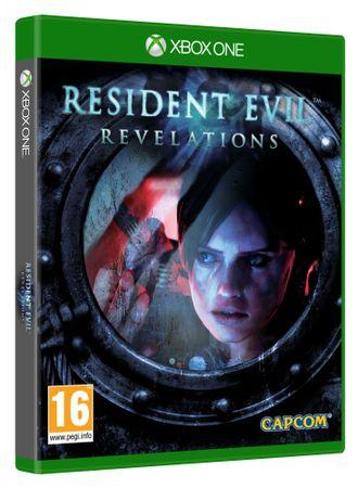 Capcom igra Resident Evil: Revelations (Xbox One)
