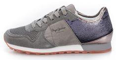 Pepe Jeans ženski čevlji Verona W New Sequins