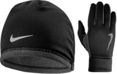 Nike Men'S Run Thermal Hat And Glove Set