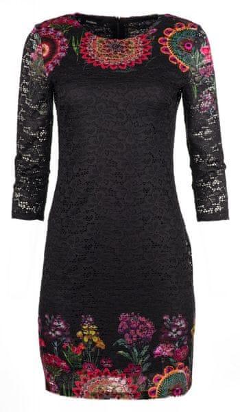 Desigual dámské šaty Darina 34 vícebarevná ba6042c79b
