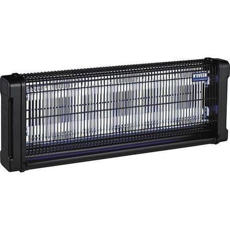 N'OVEEN Lampa owadobójcza IKN40 Black 2x20 Wat