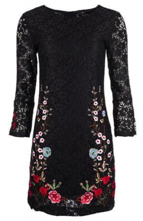 Desigual sukienka damska Vermond 36 czarna