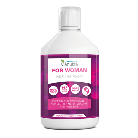 VIANUTRA For Woman, 500 ml