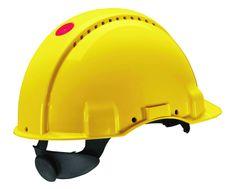 3M Bezpečnostná pracovná prilba 3M G3000 žltá