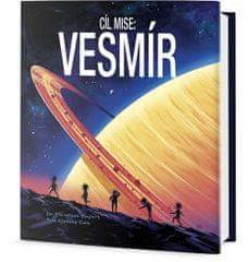 Englert Christoph: Cíl mise - Vesmír