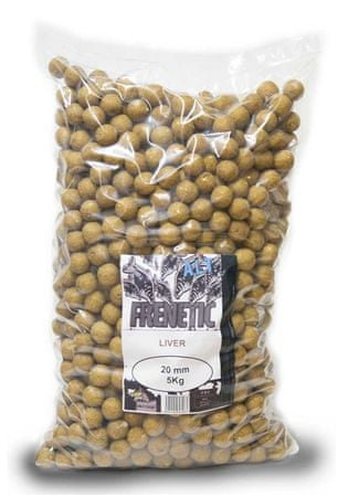 Carp Only Frenetic A.L.T. Boilies Liver 5 kg 24 mm