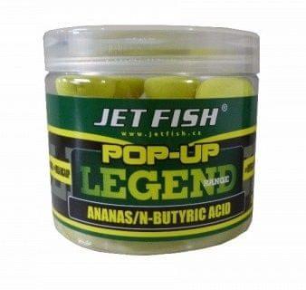 Jet Fish Legend Pop Up 20mm 80g winter fruit