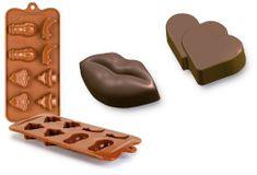 Ibili Silikonová forma na čokoládu- Sv. Valentýn