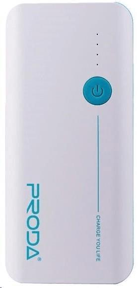 8a729daf6 REMAX PowerBank Proda 20000 mAh, bílo - modrá barva EXCLUSIVE AA-1077