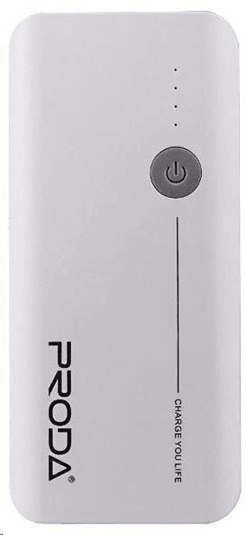 REMAX PowerBank Proda 20000 mAh, bílo-šedá barva EXCLUSIVE AA-1076