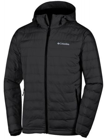 Columbia Powder Lite Hooded Jacket Black S
