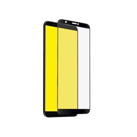 SBS zaščitno steklo za Huawei P Smart, črno