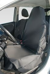 MAMMOOTH Ochranný potah na sedadlo DURABLE, proti znečištění, opakovaně použitelný, polyamid, černý