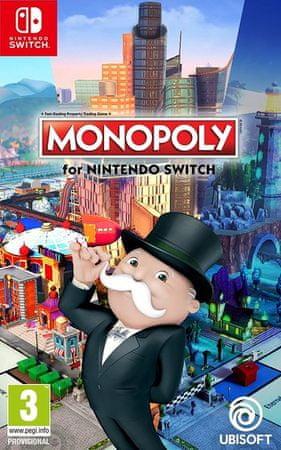 Ubisoft igra Monopoly (Switch)