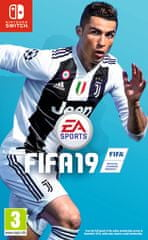 Electronic Arts igrati FIFA 19 (Switch)
