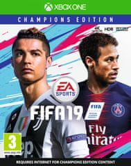 Electronic Arts FIFA 19 Champions Edition (Xbox One)