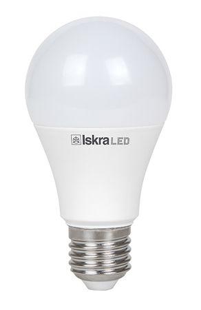 Iskra LED žarnica A60, E27, 11W, 3000K