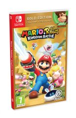 Ubisoft igra Mario & Rabbids Kingdom Battle Gold Edition (Switch)