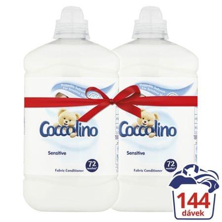 Coccolino Sensitive 2x 1,8 l