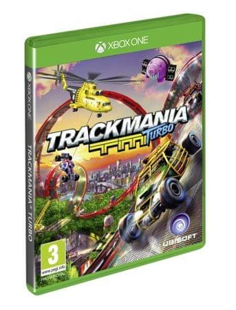 Ubisoft igra Trackmania Turbo (Xbox One)