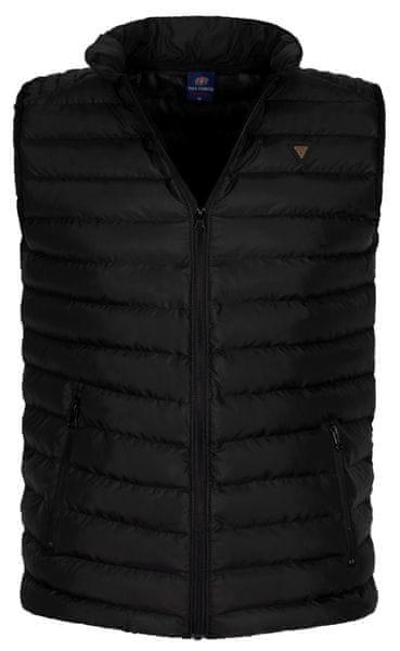 Paul Parker pánská vesta XXL černá