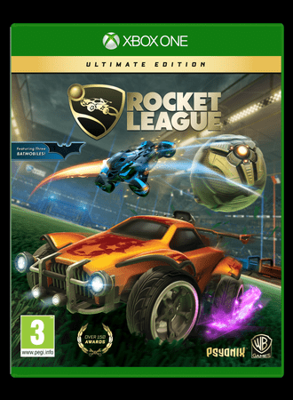 Warner Bros igra Rocket League Ultimate Edition (Xbox One)