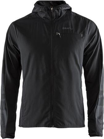 Craft kurtka do biegania męska Urban Hood czarna M