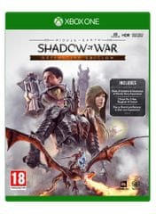 Warner Bros igra Shadow Of War: Definitive Edition (Xbox One)
