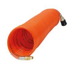 CarPoint Tlaková vzduchová hadice vinutá 10 m s rychlospojkou