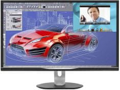 Philips LED monitor BDM3270QP Brilliance