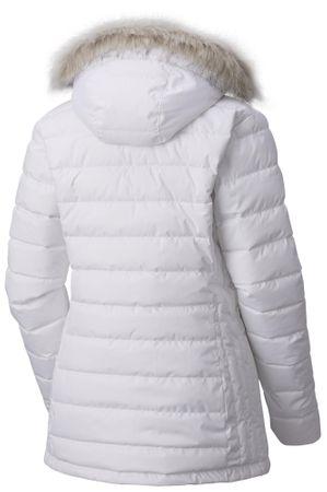 COLUMBIA Ponderay Jacket White M  49f3f8b9d83