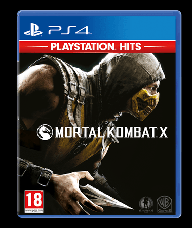 Warner Bros igra Mortal Kombat X Hits (PS4)