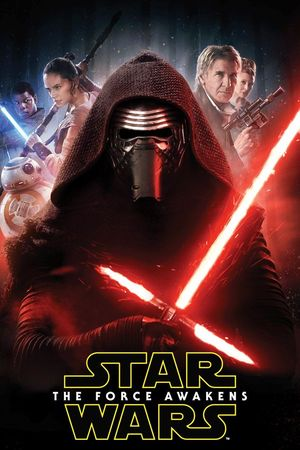 Jerry Fabrics odeja Star Wars: The force awakens