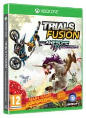 Ubisoft igra Trials Fusion: The Awesome Max Edition (Xbox One)