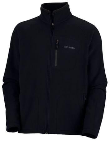 a43d42f02c1 Columbia Fast Trek II Full Zip Fleece Black XL