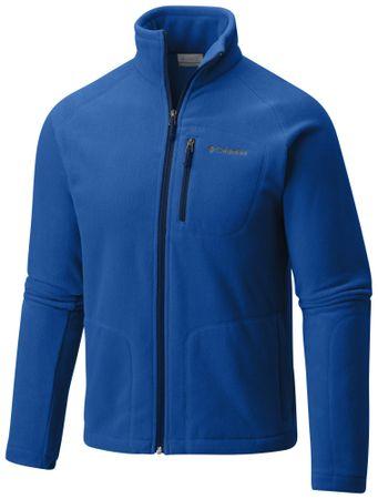 dfc7c939cbb Columbia Fast Trek II Full Zip Fleece Azul Collegiat L