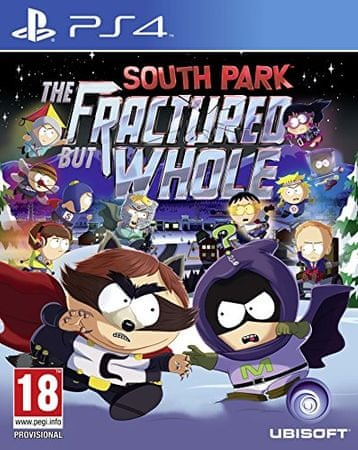 Ubisoft igra South Park The Fractured But Whole: Standard Edition (PS4)