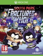 Ubisoft igra South Park The Fractured But Whole (Xbox One)