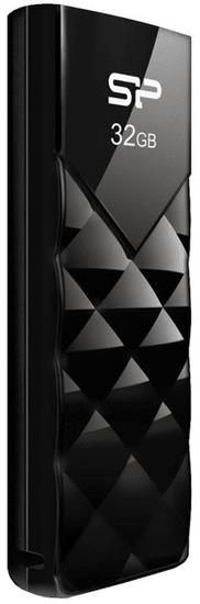 Silicon Power USB flash disk Ultima U03, 32GB czarny
