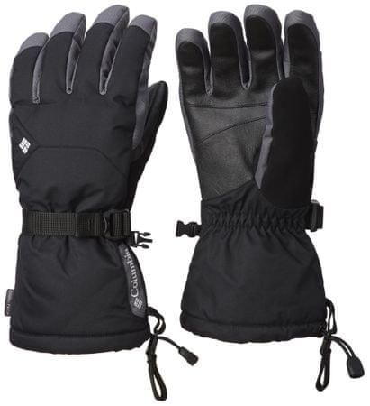 COLUMBIA rękawice narciarskie męskie M Whirlibird Glove Black S