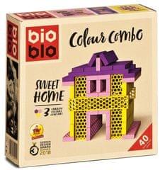 Piatnik Bioblo Colours Home 40 dílků