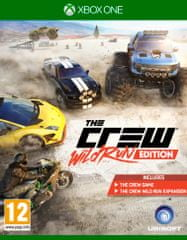 Ubisoft igra The Crew: Wild Run Edition (Xbox One)