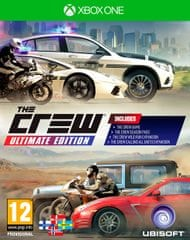 Ubisoft igra The Crew: Ultimate Edition (Xbox One)