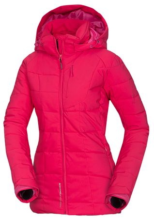 Northfinder ženska smučarska jakna Esme Rose, roza, XS