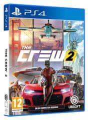 Ubisoft igra The Crew 2 (PS4)