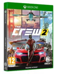 Ubisoft igra The Crew 2 (Xbox One)